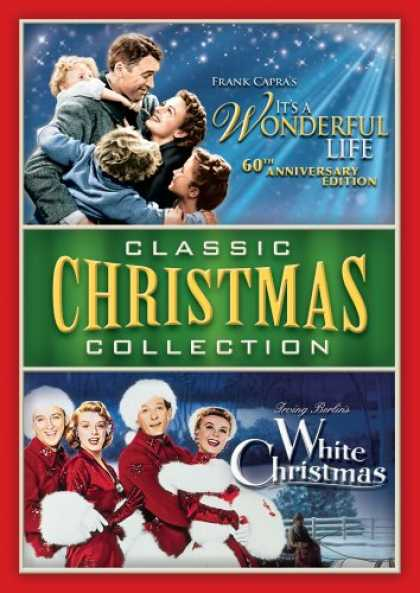 Bestselling Movies (2008) - Classic Christmas Collection (It's a Wonderful Life / White Christmas) by Frank