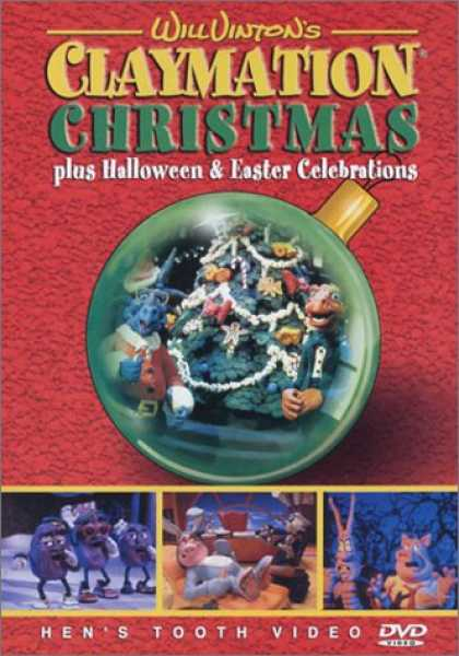 Bestselling Movies (2008) - Will Vinton's Claymation Christmas Plus Halloween & Easter Celebrations by Barry
