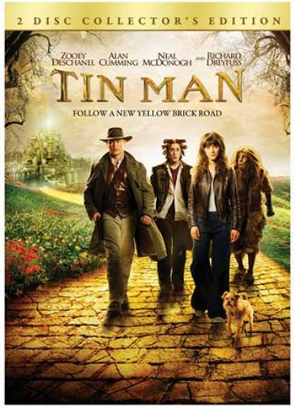 Bestselling Movies (2008) - Tin Man (Two-Disc Collector's Edition)