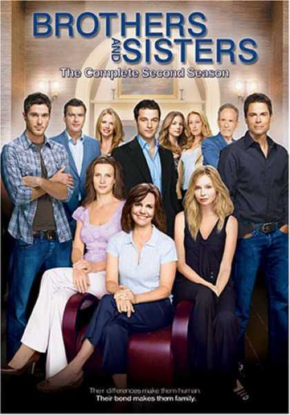 Bestselling Movies (2008) - Brothers and Sisters - The Complete Second Season by n/a