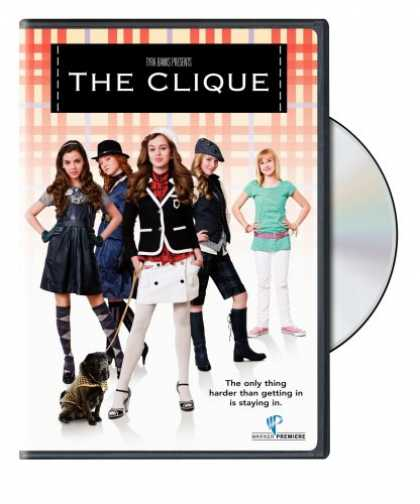 Bestselling Movies (2008) - The Clique by Michael Lembeck
