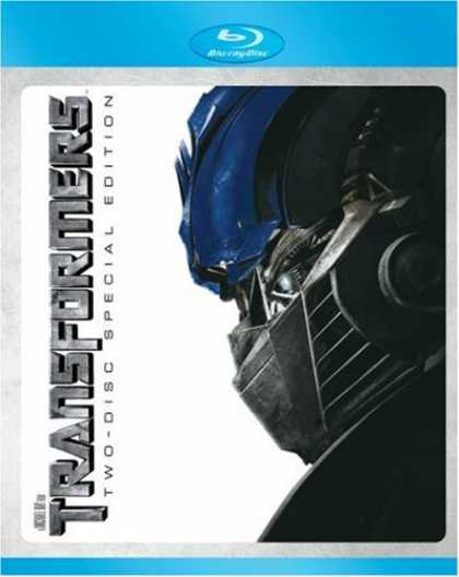 Bestselling Movies (2008) - Transformers (Two-Disc Special Edition + BD Live) [Blu-ray]