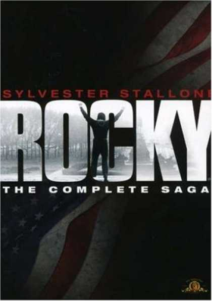 Bestselling Movies (2008) - Rocky - The Complete Saga Collection