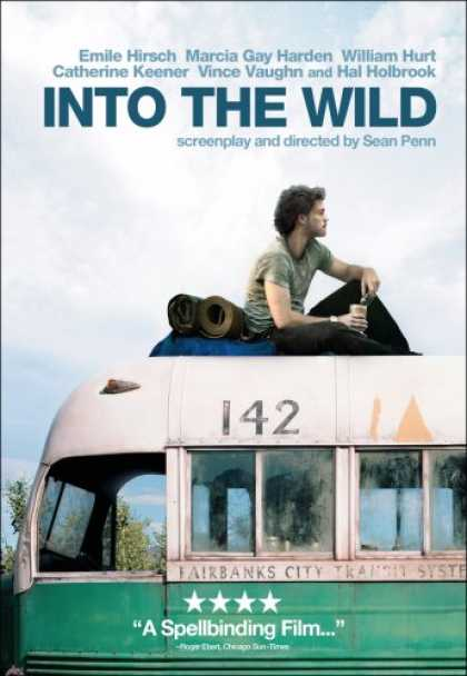 Bestselling Movies (2008) - Into the Wild