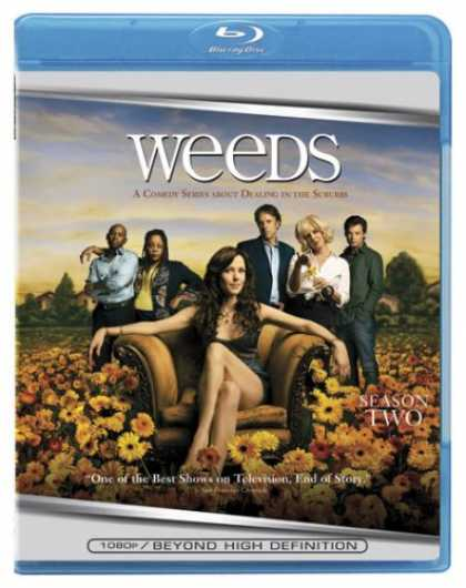 Bestselling Movies (2008) - Weeds - The Complete Second Season [Blu-ray]