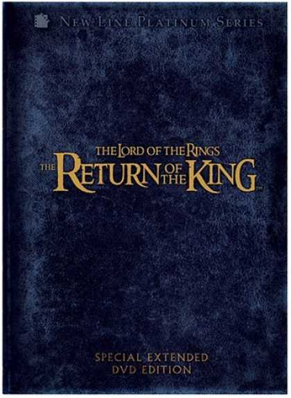 Bestselling Movies (2008) - The Lord of the Rings - The Return of the King (Platinum Series Special Extended