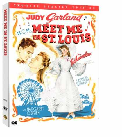 Bestselling Movies (2008) - Meet Me In St. Louis (Two-Disc Special Edition) by Roy Mack