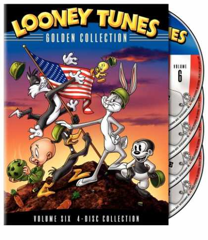 Bestselling Movies (2008) - Looney Tunes: Golden Collection, Vol. 6