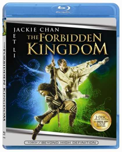 Bestselling Movies (2008) - The Forbidden Kingdom (2-Disc Special Edition) [Blu-ray] by Rob Minkoff
