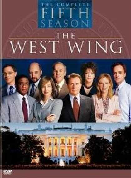 Bestselling Movies (2008) - The West Wing - The Complete Fifth Season by Thomas Schlamme