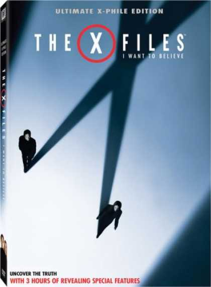 Bestselling Movies (2008) - The X-Files: I Want to Believe (Three-Disc Special Edition + Digital Copy)