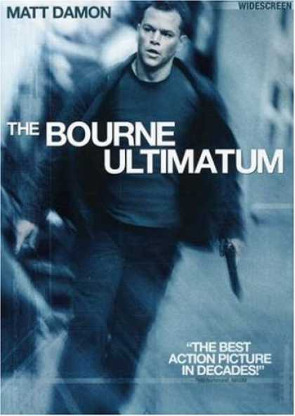 Bestselling Movies (2008) - The Bourne Ultimatum (Widescreen Edition) by Paul Greengrass