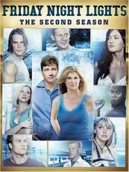 Bestselling Movies (2008) - Friday Night Lights: The Second Season by Allison Liddi