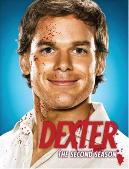 Bestselling Movies (2008) - Dexter - The Complete Second Season