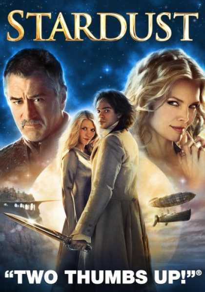 Bestselling Movies (2008) - Stardust (Widescreen Edition)