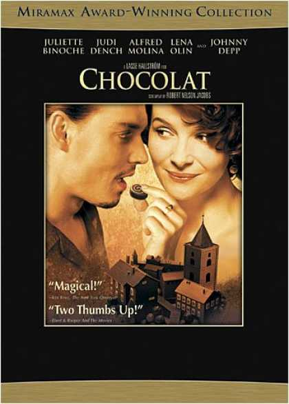 Bestselling Movies (2008) - Chocolat (Miramax Collector's Series) by Lasse Hallström