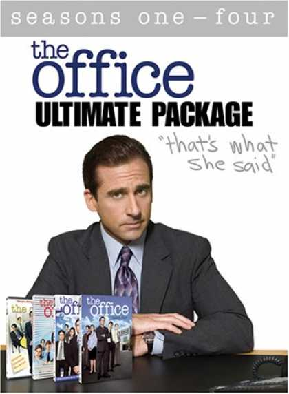 Bestselling Movies (2008) - The Office: Seasons 1 - 4 Collection by Amy Heckerling