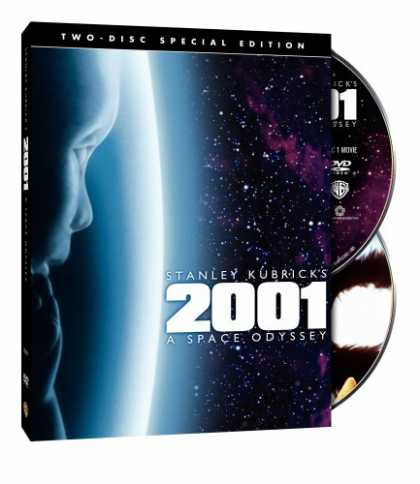 Bestselling Movies (2008) - 2001 - A Space Odyssey (Two-Disc Special Edition) by Stanley Kubrick
