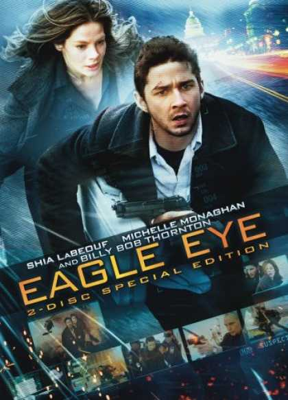 Bestselling Movies (2008) - Eagle Eye (Two-Disc Special Edition) by D.J. Caruso