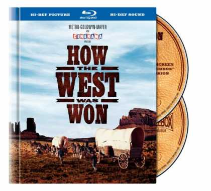Bestselling Movies (2008) - How the West Was Won (Blu-ray Book) [Blu-ray]