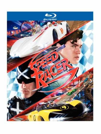Bestselling Movies (2008) - Speed Racer (Three-Disc Special Edition + Digital Copy) [Blu-ray] by Andy Wachow