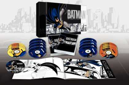 Bestselling Movies (2008) - Batman - The Complete Animated Series