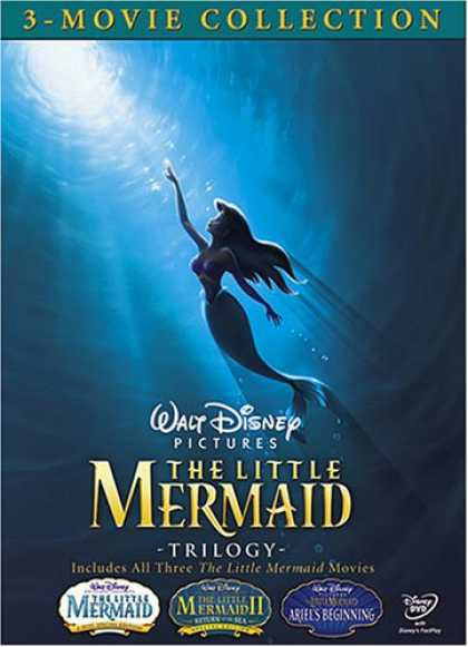 Bestselling Movies (2008) - The Little Mermaid Trilogy by .