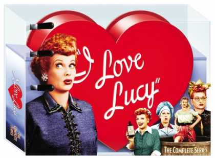 Bestselling Movies (2008) - I Love Lucy: The Complete Series