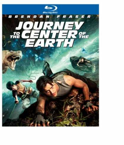 Bestselling Movies (2008) - Journey to the Center of the Earth [Blu-ray]