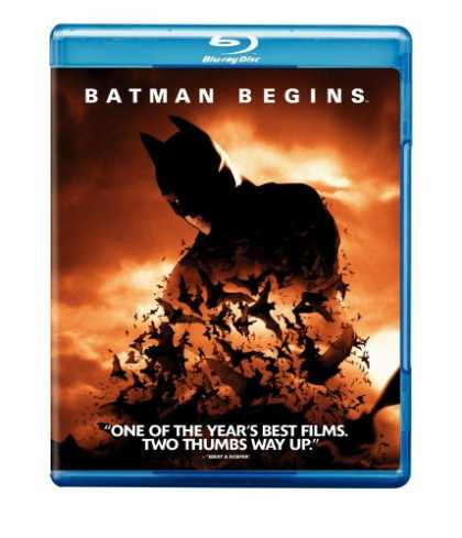 Bestselling Movies (2008) - Batman Begins [Blu-ray] by Christopher Nolan
