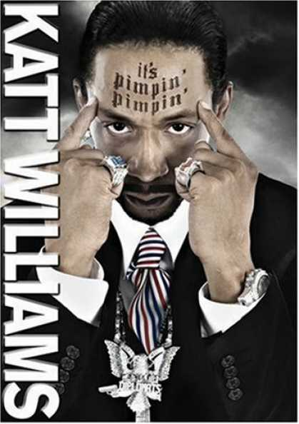 Bestselling Movies (2008) - Katt Williams: It's Pimpin' Pimpin' by Troy Miller