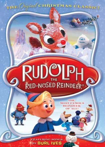 Bestselling Movies (2008) - Rudolph the Red-Nosed Reindeer by Larry Roemer