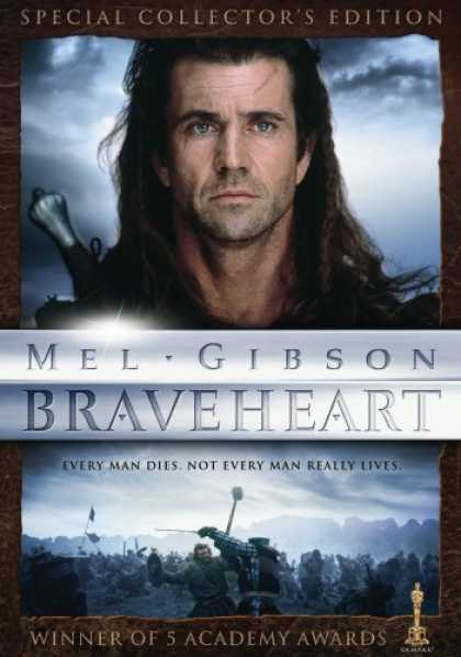 Bestselling Movies (2008) - Braveheart (Special Collector's Edition) by Mel Gibson