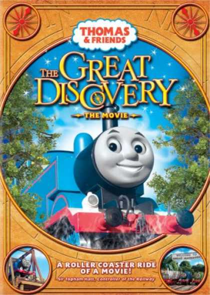 Bestselling Movies (2008) - Thomas & Friends: The Great Discovery