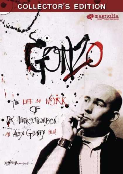 Bestselling Movies (2008) - Gonzo: The Life and Work of Dr. Hunter S. Thompson by Alex Gibney