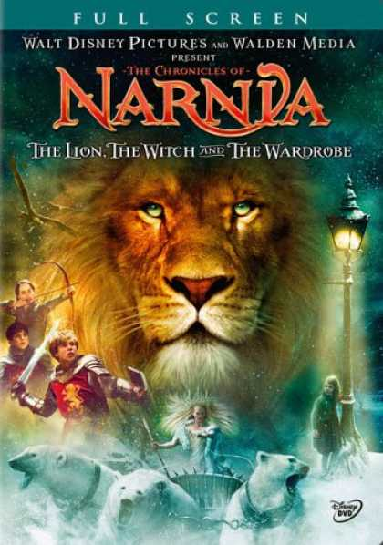 Bestselling Movies (2008) - The Chronicles of Narnia - The Lion, the Witch and the Wardrobe (Full Screen Edi