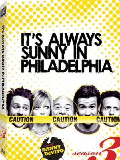 Bestselling Movies (2008) - It's Always Sunny in Philadelphia: Season 3 by Fred Savage