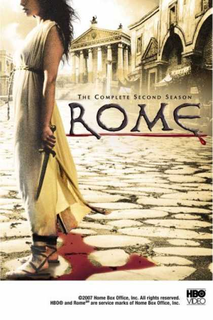 Bestselling Movies (2008) - Rome - The Complete Second Season by Various