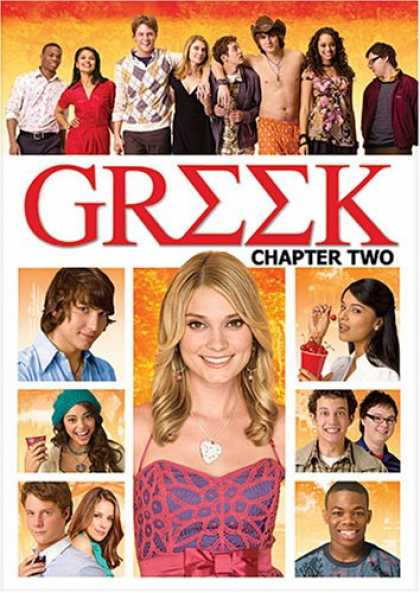 Bestselling Movies (2008) - Greek: Chapter Two by Fred Gerber