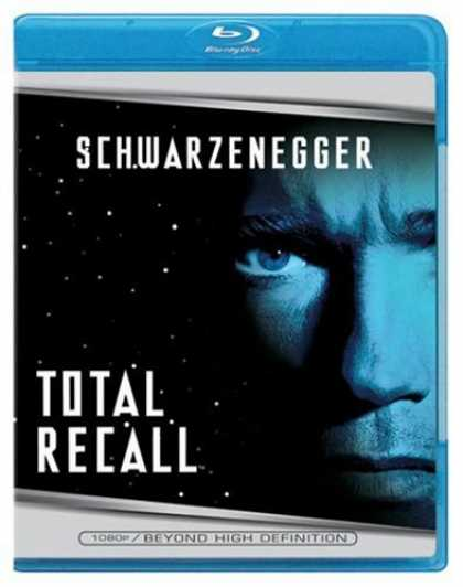Bestselling Movies (2008) - Total Recall [Blu-ray]