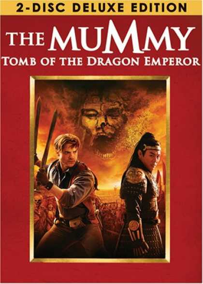 Bestselling Movies (2008) - The Mummy: Tomb of the Dragon Emperor (Two Disc Deluxe Edition)