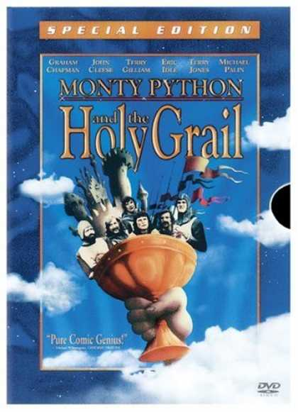 Bestselling Movies (2008) - Monty Python and the Holy Grail (Special Edition) by Jones, Terry