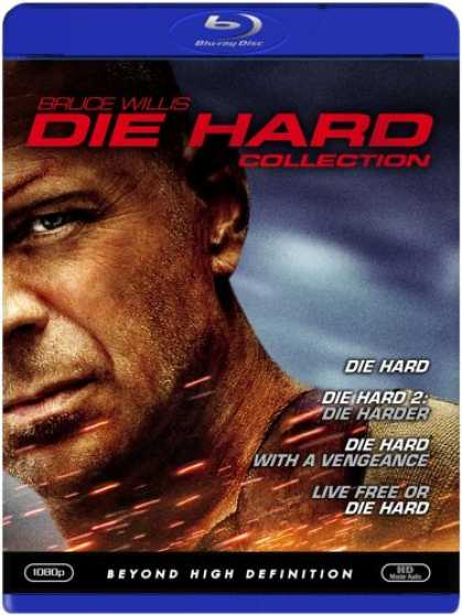 Bestselling Movies (2008) - Die Hard Collection (Die Hard/ Die Hard 2: Die Harder/ Die Hard with a Vengeance