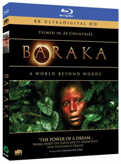 Bestselling Movies (2008) - Baraka [Blu-ray] by Ron Fricke
