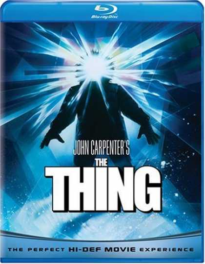 Bestselling Movies (2008) - The Thing [Blu-ray]