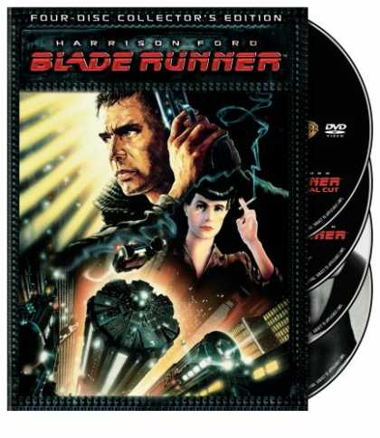 Bestselling Movies (2008) - Blade Runner (Four-Disc Collector's Edition) by Ridley Scott