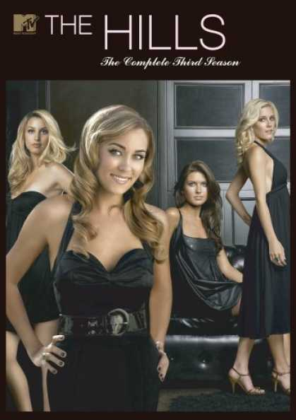 Bestselling Movies (2008) - The Hills - The Complete Third Season