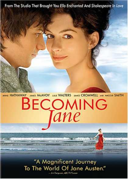 Bestselling Movies (2008) - Becoming Jane by Julian Jarrold