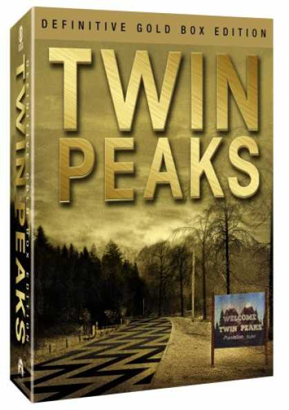 Bestselling Movies (2008) - Twin Peaks - The Definitive Gold Box Edition (The Complete Series) by David Lync