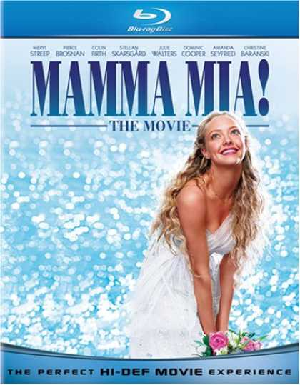 Bestselling Movies (2008) - Mamma Mia! The Movie [Blu-ray]
